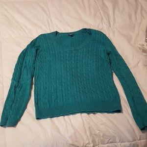 Silk Ann Taylor sweater